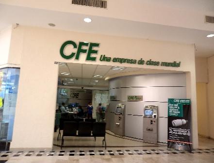 Usuarios podrán demandar a CFE por cobros indebidos