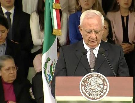 Respeto a la Constitución, obligación del Estado: Juan Silva
