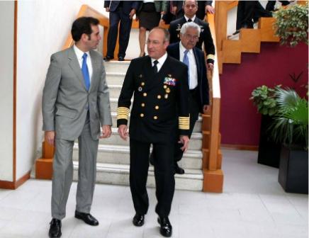 Cuidará Marina documentación y oficinas del INE en 14 entidades