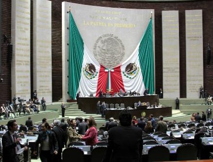 Aprueban diputados ley anticorrupción