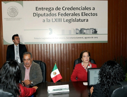 Sesión constitutiva de LXIII legislatura, el sábado