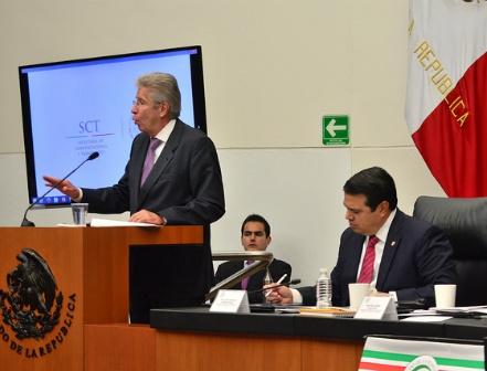 Impactará recorte a mantenimiento carretero, explica Ruiz Esparza