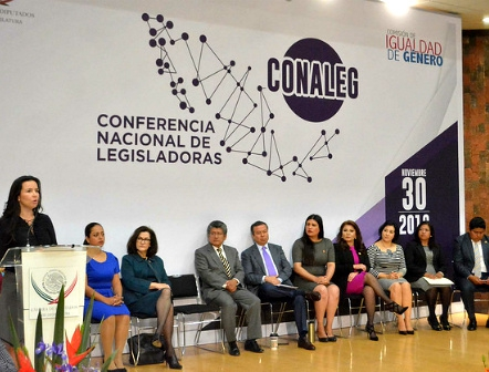 Conferencia Nacional de Legisladoras acuerda adoptar agenda de género y propiciar empoderamiento de mujeres