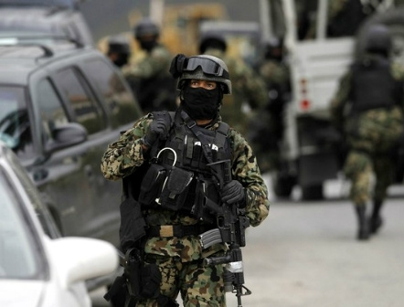 """""""Nadie ha pedido una ley a modo para el Ejército"""""""