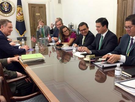 Comienzan negociaciones para modernizar el TLCAN
