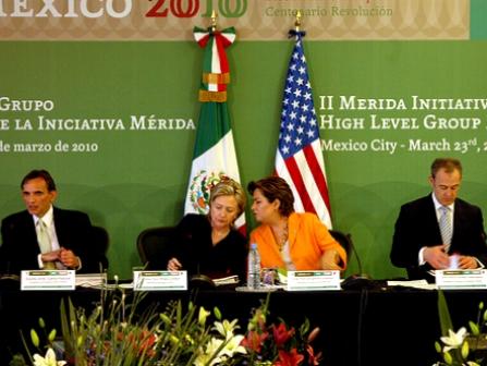Plan Mérida sólo ha provocado violencia y corrupción de alto impacto