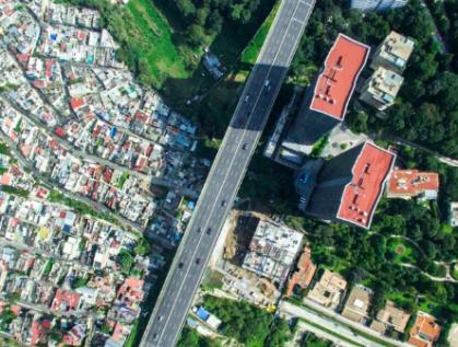 Polarizada, estructura socioespacial en la Ciudad de México