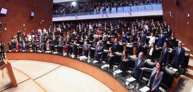Reporte Legislativo, Senado de la República: Martes 4 de Septiembre de 2018