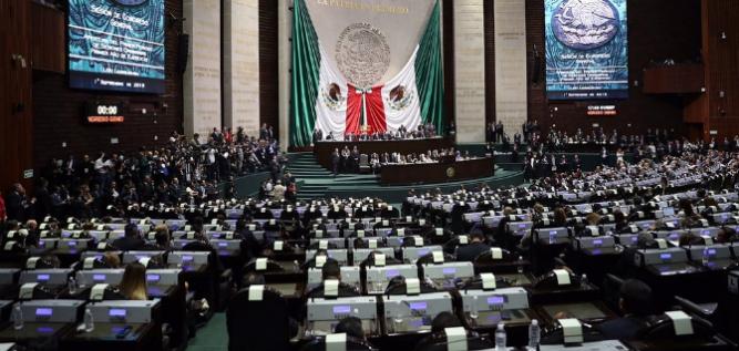 Reporte Legislativo, Cámara de Diputados: Martes 4 de Septiembre de 2018