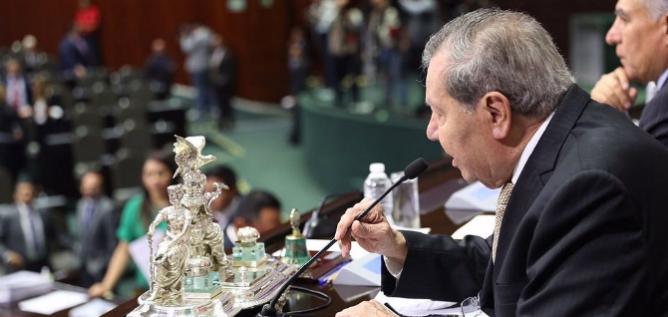 Reporte Legislativo, Cámara de Diputados: Jueves 6 de Septiembre de 2018