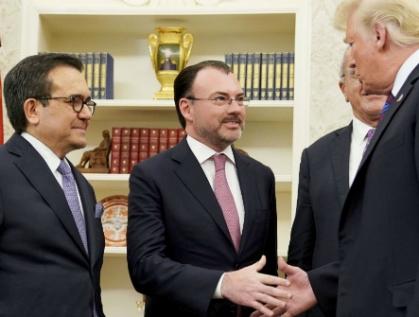 Explicarán SE y SRE a Senado Acuerdo Comercial con EU