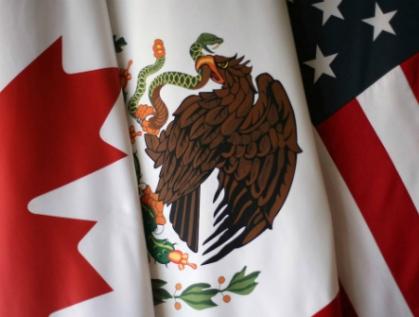 Acuerdan México, Canadá y Estados Unidos modernización del TLCAN