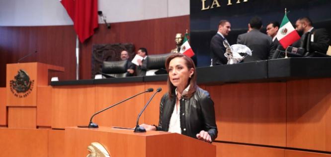 Reporte Legislativo, Senado de la República: Martes 2 de Octubre de 2018