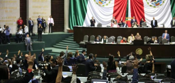Reporte Legislativo, Cámara de Diputados: Miércoles 3 de Octubre de 2018