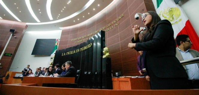 Reporte Legislativo: Senado de la República, Martes 9 de Octubre de 2018