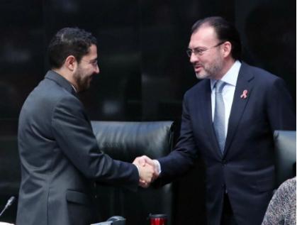 Llaman a recuperar la dignidad de la política exterior y el liderazgo de México