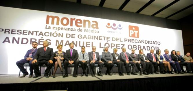 Gabinete 2018-2024