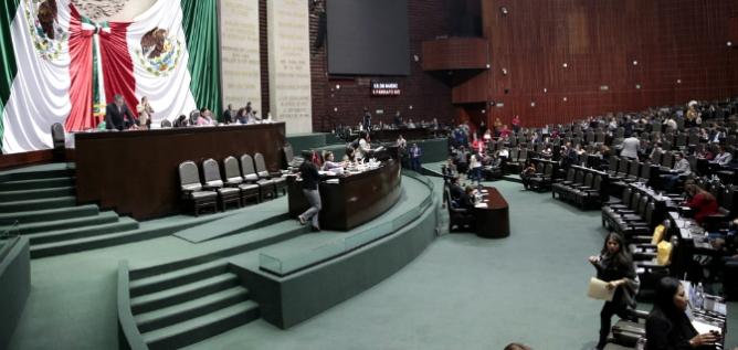 Reporte Legislativo, Cámara de Diputados: Jueves 6 de Diciembre de 2018