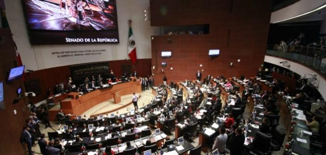 Reporte Legislativo, Senado de la República: Martes 11 de Diciembre de 2018