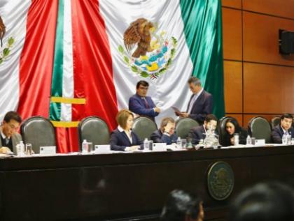 Avala Senado comisión para investigar desplome de helicóptero en Puebla