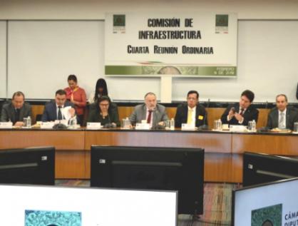 Delinean formas de competitividad y transparencia en foros de Ley de Obras Públicas