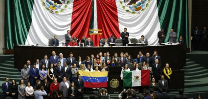 Reporte Legislativo, Cámara de Diputados: Jueves 14 de febrero de 2019