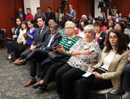 Se oponen a la Constitución Moral, propuesta por el Ejecutivo Federal