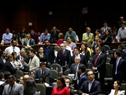Rechaza Morena en diputados Guardia Nacional aprobada en Senado