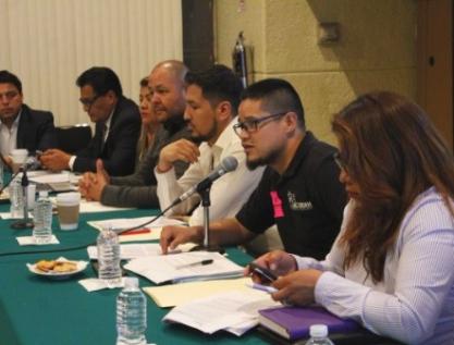 Analizan propuesta de ley en favor de defensores de DDHH y periodistas