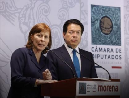 Propone Morena recorte a gastos de partidos en vinculación con la sociedad y capacitación