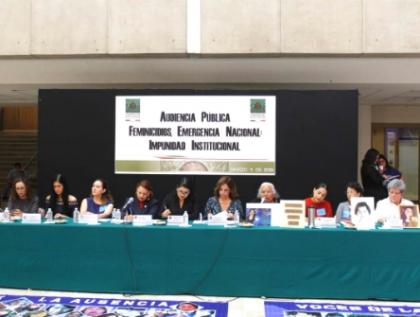 Ennumeran larga lista de pendientes en lucha contra feminicidios