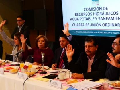 Comisión prepara foros para construir una nueva Ley de Aguas Nacionales