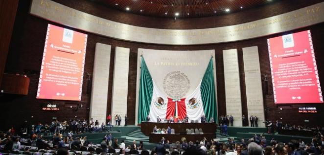 Reporte Legislativo, Cámara de Diputados: Jueves 21 de Marzo de 2019 (Cancelada)