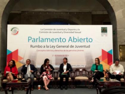 Después de 14 intentos de legislación, discuten propuestas para Ley General de Juventud