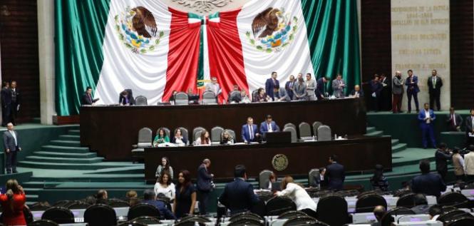 Reporte Legislativo, Cámara de Diputados: Jueves 4 de Abril de 2019