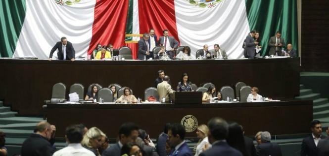Reporte Legislativo, Cámara de Diputados: Martes 9 de Abril de 2019