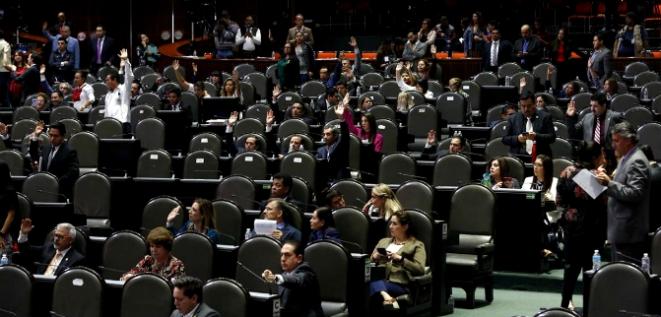 Reporte Legislativo, Cámara de Diputados: Jueves 11 de Abril de 2019