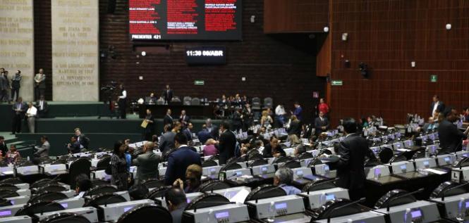 Reporte Legislativo, Cámara de Diputados: Martes 23 de Abril de 2019