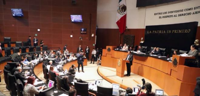 Reporte Legislativo, Comisión Permanente: Miércoles 29 de Mayo de 2019
