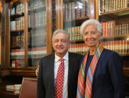 Felicita FMI políticas económicas de AMLO que fortalecen las de gobierno anterior