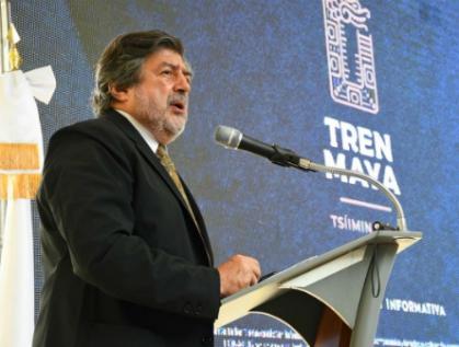 Será Tercer foro académico-legislativo sobre el Tren Maya en Palenque, Chiapas
