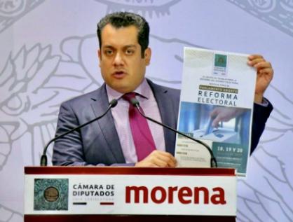 Inician foros sobre reforma Electoral y Del Estado