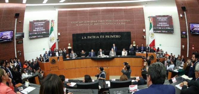 Reporte Legislativo, Comisión Permanente: Martes 18 de junio de 2019