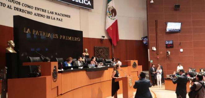 Reporte Legislativo, Senado de la República: Miércoles 19 de Junio de 2019