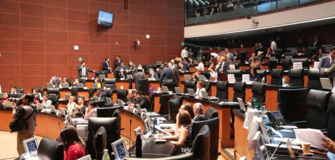 Reporte Legislativo, Senado de la República: Jueves 20 de Junio de 2019