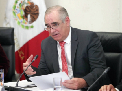 Por cuarta vez, Senado rechaza a Edmundo Sánchez en Fondo Mexicano del Petróleo