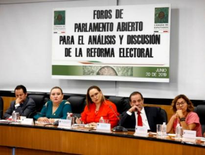 Coinciden en necesidad de otra reforma electoral