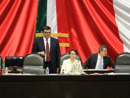 Quiere Morena controlar Mesa Directiva toda la Legislatura