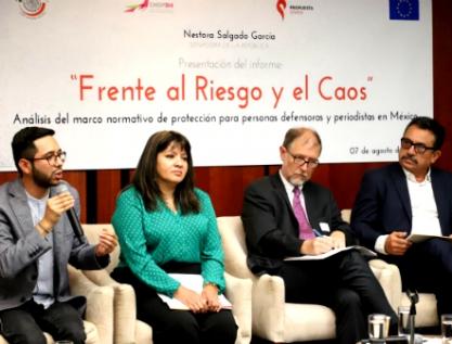 Segob debe rediseñar los protocolos de actuación del Mecanismo de Protección para Personas Defensoras de Derechos Humanos y Periodistas: PRD