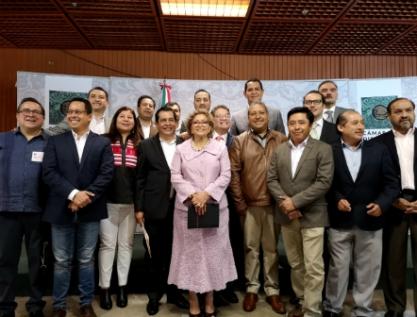 Reunión nacional de alcaldes